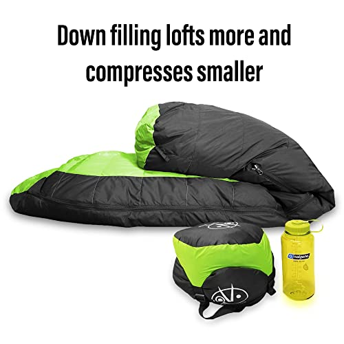 Atlas Down Sleeping Bag
