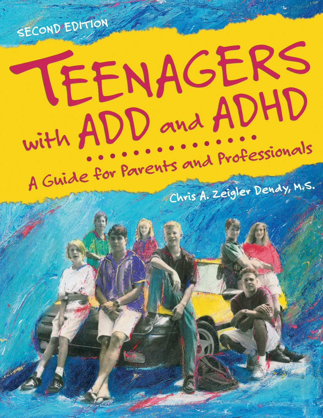 Teenagers ADD ADHD Parents Professionals product image