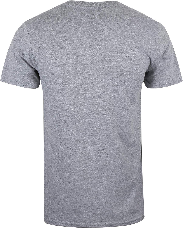 Marvel Avengers Cracked T-Shirt Uomo