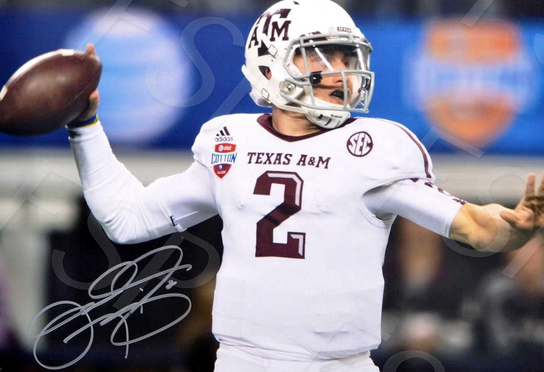 Johnny Manziel Autographレプリカポスター印刷 M – A Texas B07CN434VH A & M B07CN434VH, ミヌマク:3c845f80 --- hanjindnb.su