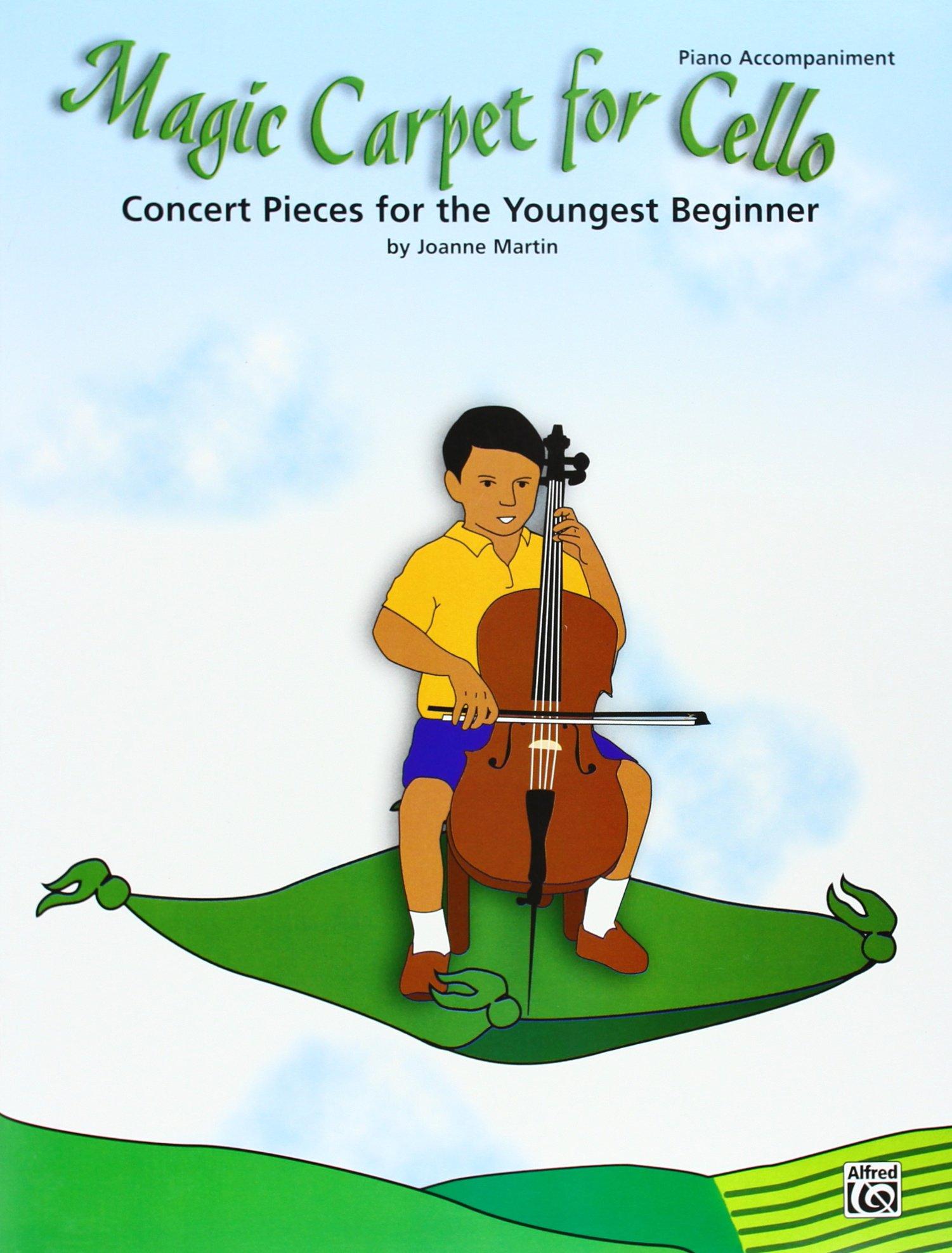 Read Online Magic Carpet for Cello: Piano Acc. pdf epub