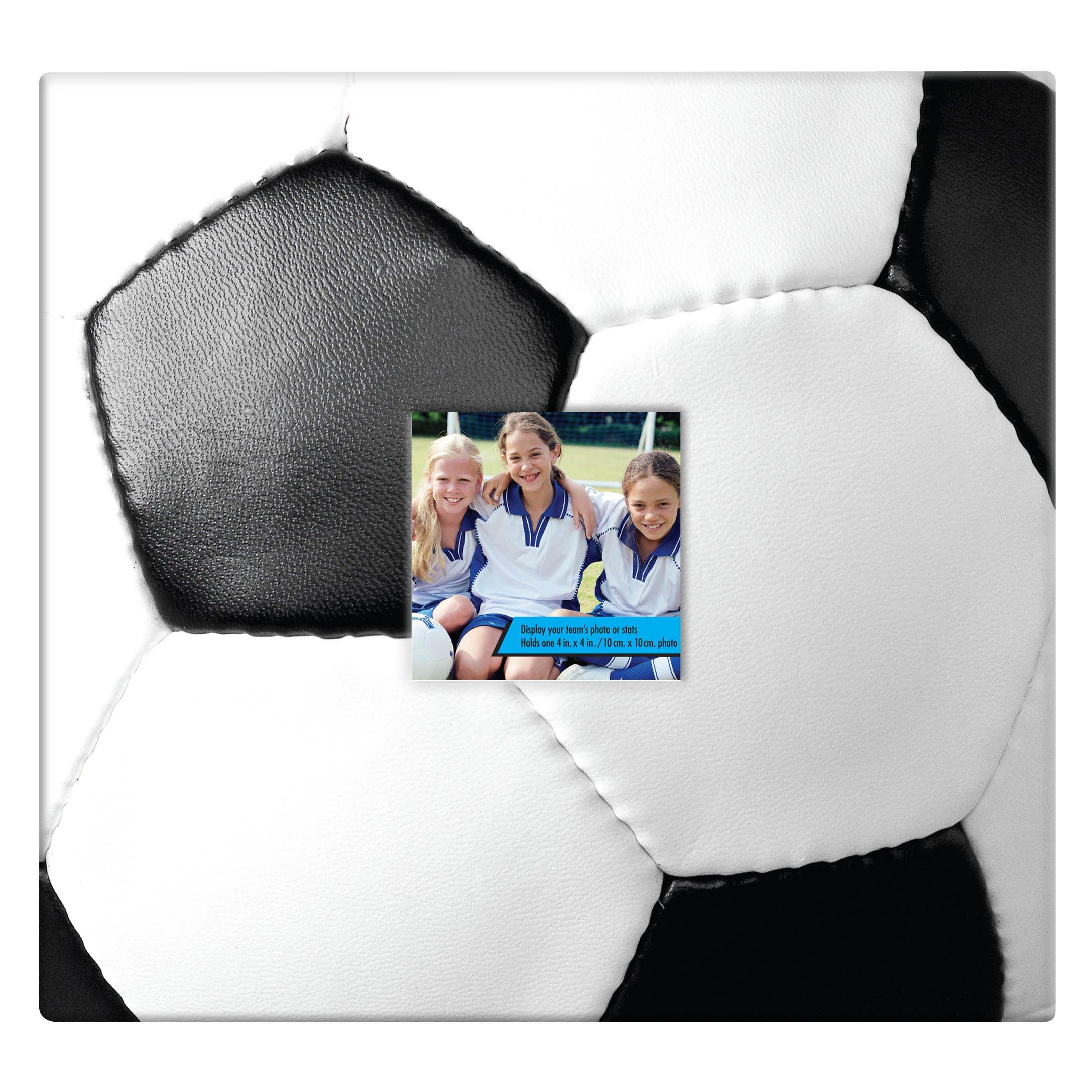 MCS 12x12 Inch Sport and Hobby Postbound Album, Soccer (865403)
