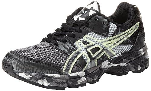 Amazon.com | ASICS GEL-Noosa Tri 8 GS Running Shoe (Little Kid/Big Kid),  Storm/Lightning/Black, 6 M US Big Kid | Running