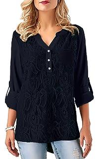 Ecowish Camisas - para Mujer