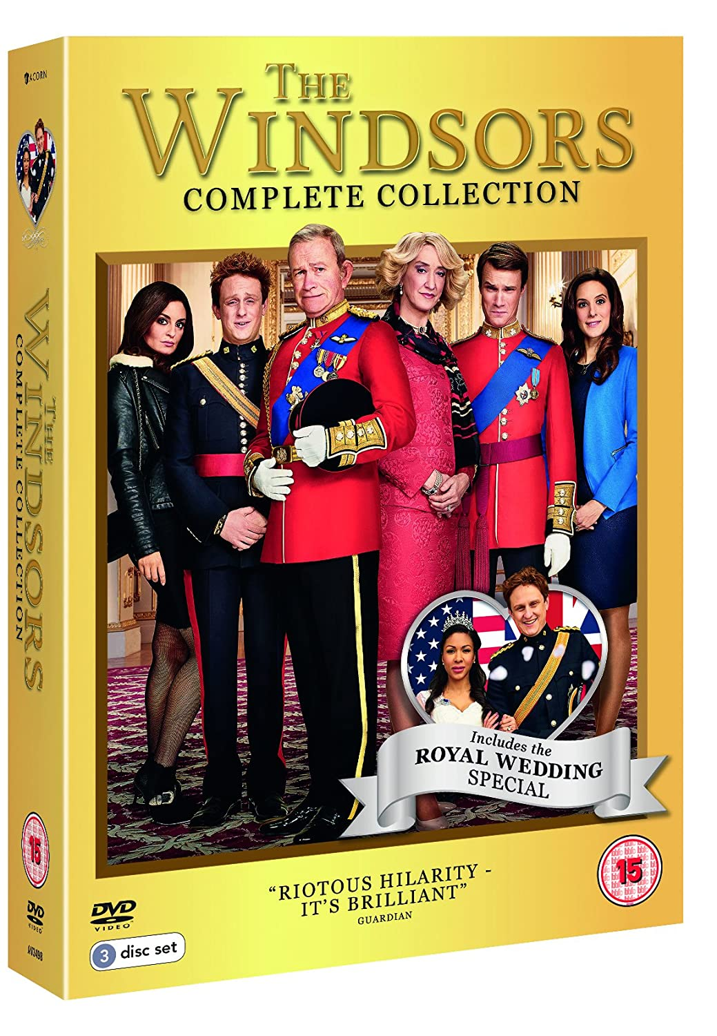 The Windsors: Complete Collection