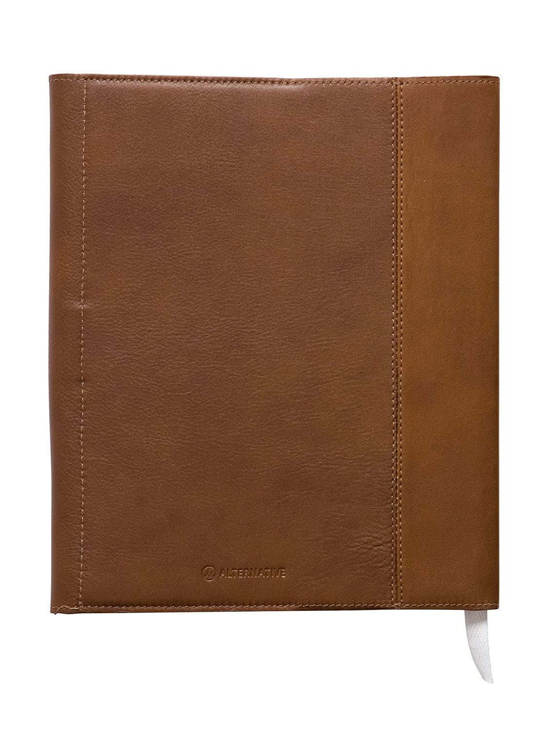 Alternative accessories Leather Journal One Size Maple