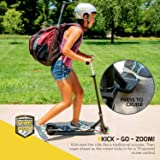 Swagtron Electric Kick Scooter Metro SK3 w/LED