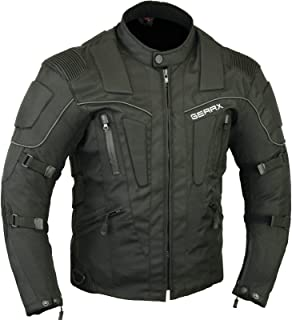 Storm Motorbike Motorcycle Protection Jacket Waterproof with airvents, L