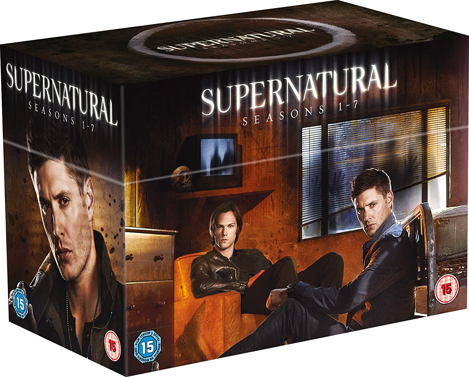 Supernatural-Series 1-7-Comple [Reino Unido] [DVD]: Amazon.es: Movie, Film: Cine y Series TV