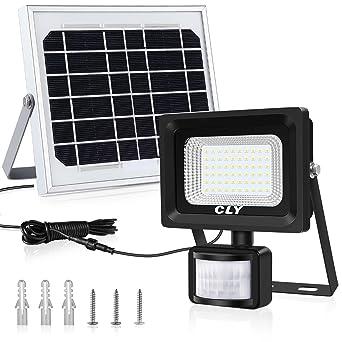 Projecteur Solaire Exterieur Avec Detecteur Cly Lampe Solaire Exterieur Avec Detecteur De Mouvement 60 Led Spot Solaire Exterieur Detecteur