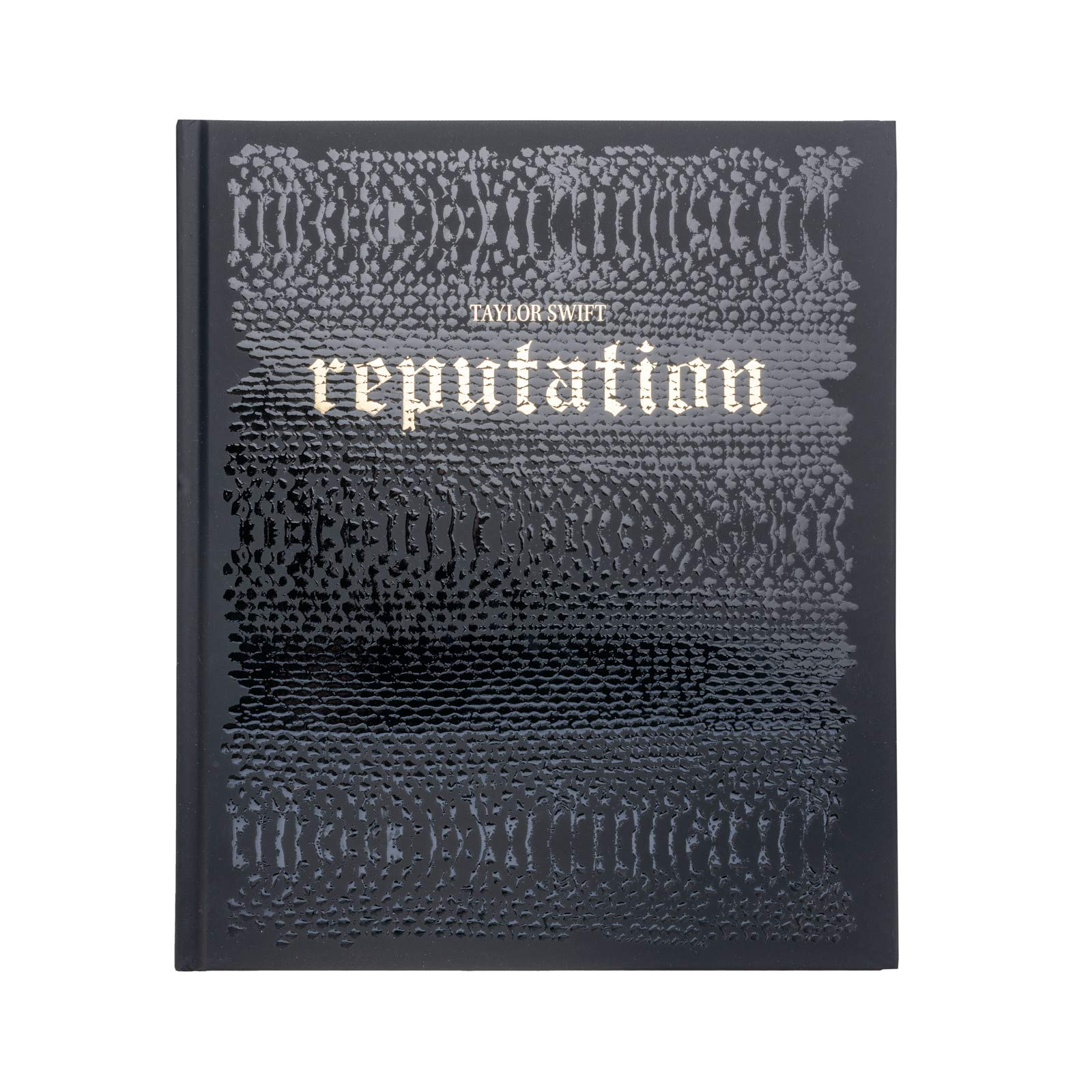 Taylor Swift Official Reputation Hardback Book by Taylor Swift