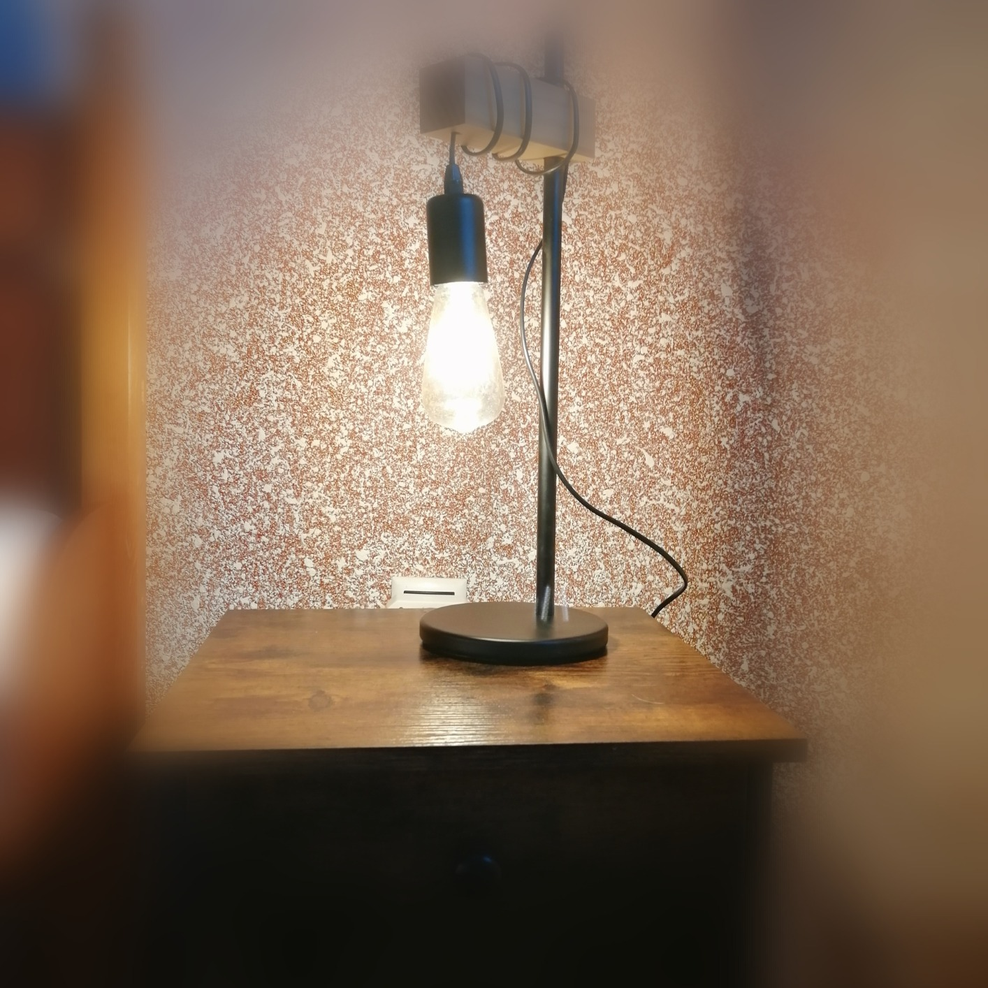 """Vintage Tischlampe """"Townshend"""" photo review"""
