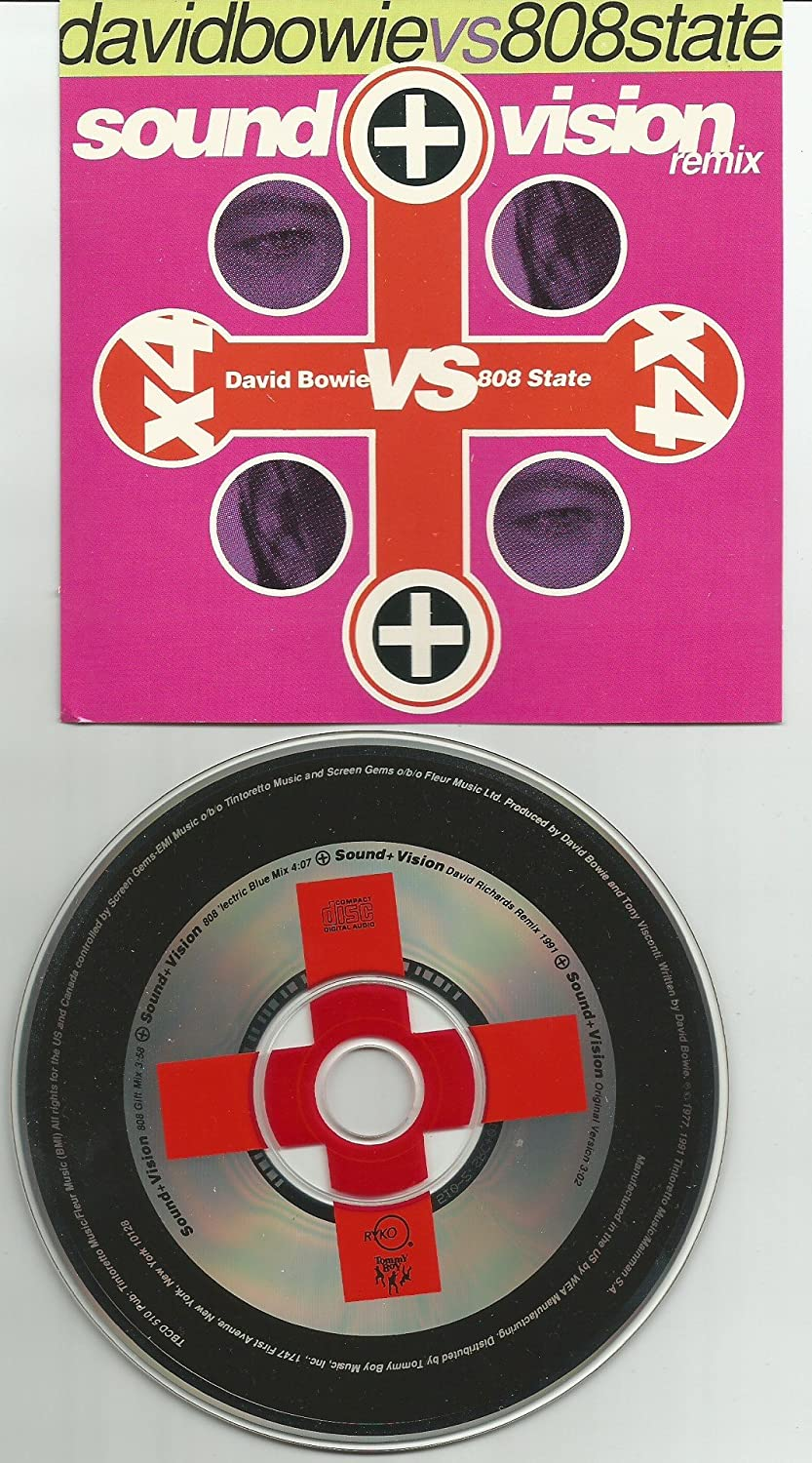 Sound + Vision David Bowie vs. 808 State