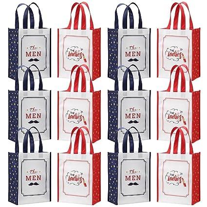 Amazon Avery Barn 12 Pc Wedding Favor Bag Set W 6 Bridesmaid