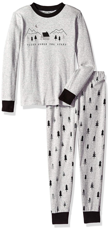 Comfy Petit Lem Kids Little Holiday Unisex 2-pc Pajama Set Cute /& Cozy