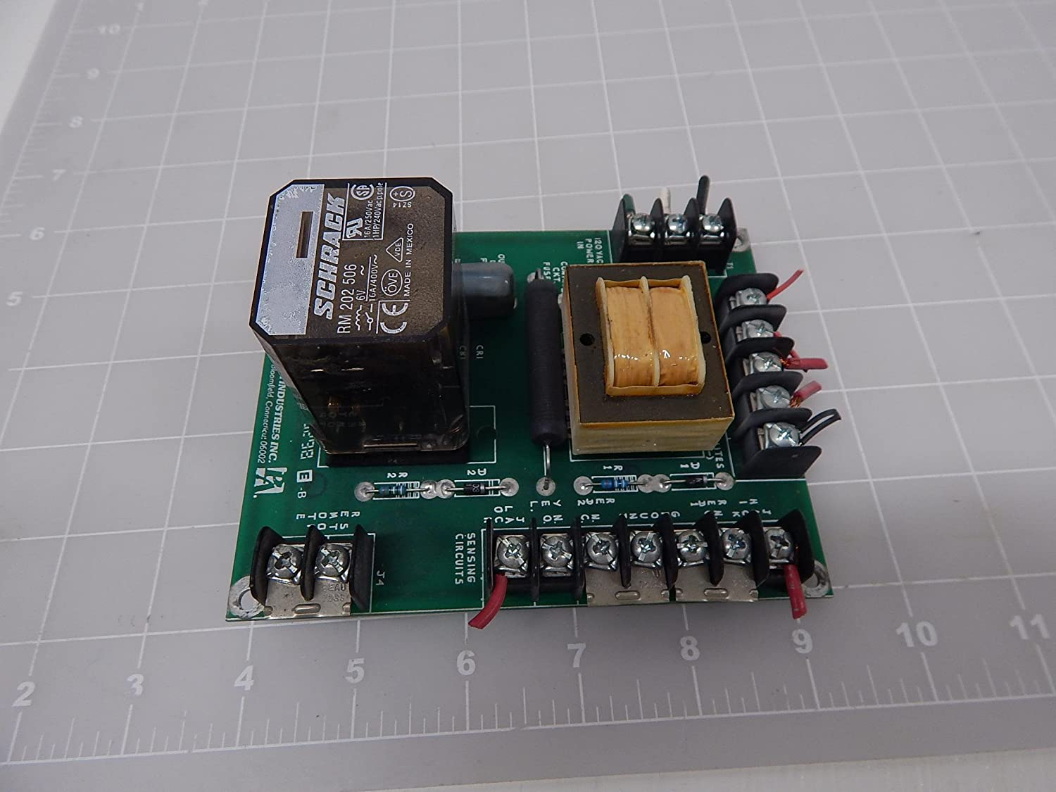 P A 15300 15301 Circuit Board T89236 Industrial Electronic Industries Scientific