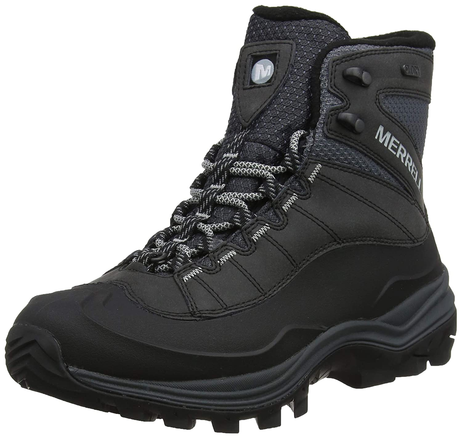 Merrell Thermo Chill Mid Shell Waterproof, Botas de Nieve para Hombre