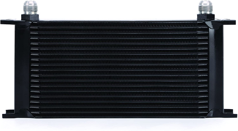Mishimoto Universal 19 Row Oil Cooler, Black