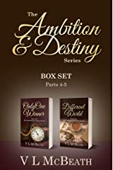 The Ambition & Destiny Series: Box Set Parts 4-5 (The Ambition & Destiny Series Box Set Book 2) Kindle Edition