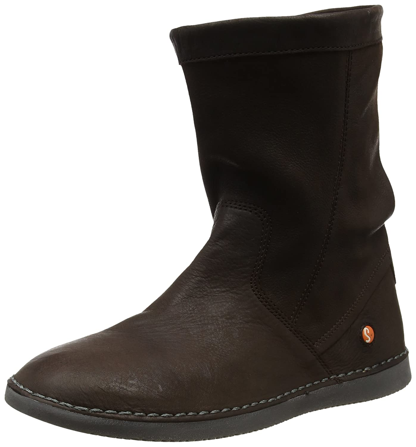 Softinos Til402sof Femme Smooth 009) Leather, Chukka Boots Femme Marron (Dk B01N1EW0CG Brown 009) 2329b7b - shopssong.space
