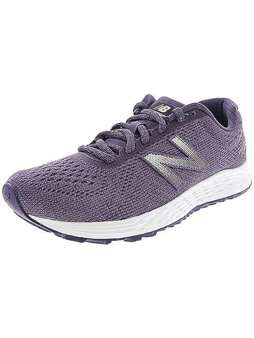 New Balance Women's Arishi v1 Fresh Foam Running Shoe, Wild Indigo/Deep Cosmic Sky, 9 D US Best Breathable Mesh Running Shoes for Women