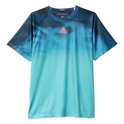 Para AzulrojoTalla Adidas Adizero HombreColor Tee S Camiseta kuZlwPXTOi