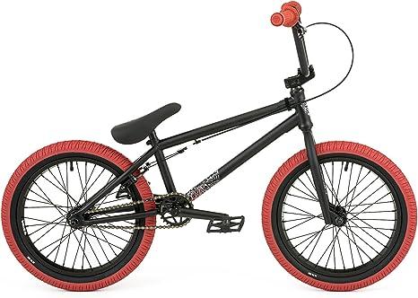 FLYBIKES Nova Bicicleta BMX, Niños, Negro, S: Amazon.es: Deportes ...