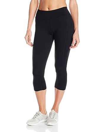 72813e9053ab2 Hanes Womens Sport Performance Capri Legging: Amazon.co.uk: Clothing