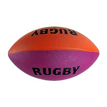 First-Play - Mini Pelota de Rugby, Multicolor: Amazon.es: Juguetes ...