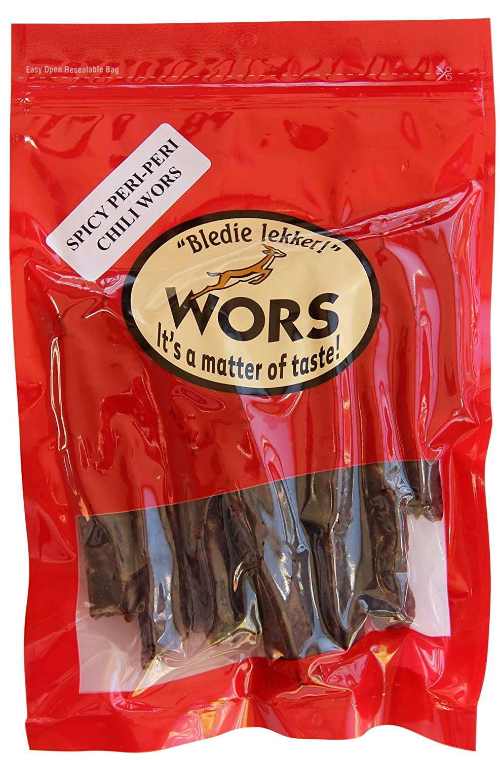Chilli Droewors (Dried Sausage) 8oz