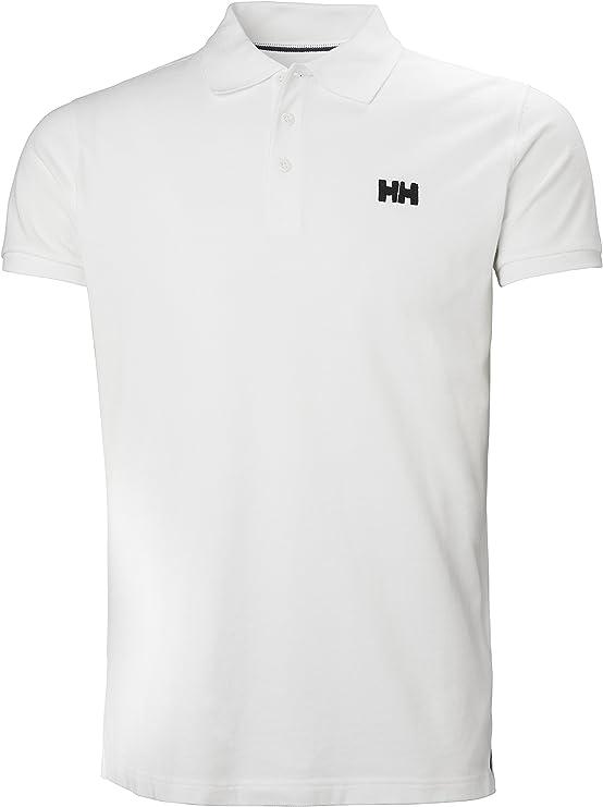 Helly Hansen Transat Polo, Hombre, Blanco (Blanco 001), XL: Amazon ...