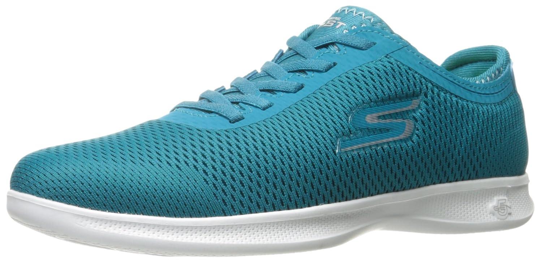 Skechers Women's Go Step Lite-Persistence Sneaker B01MUAQIXI 5 B(M) US|Teal