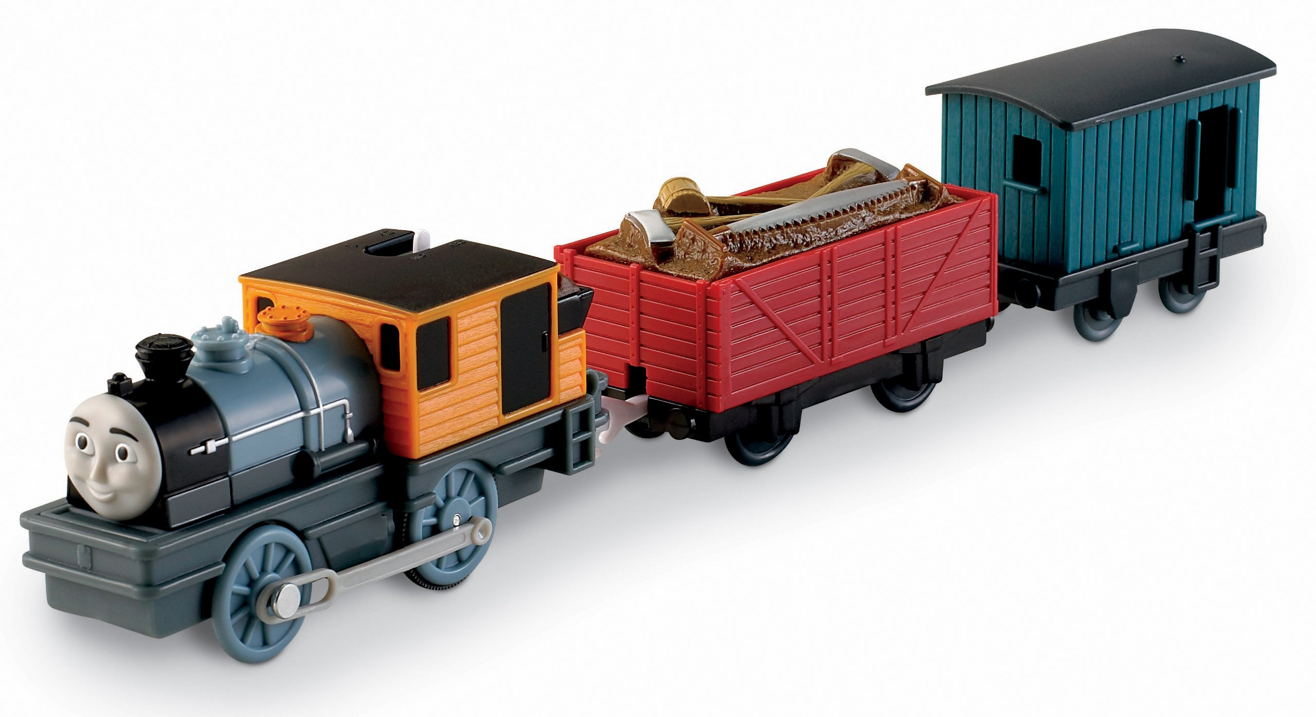 Thomas & Friends TrackMaster, Bash the Logging Loco