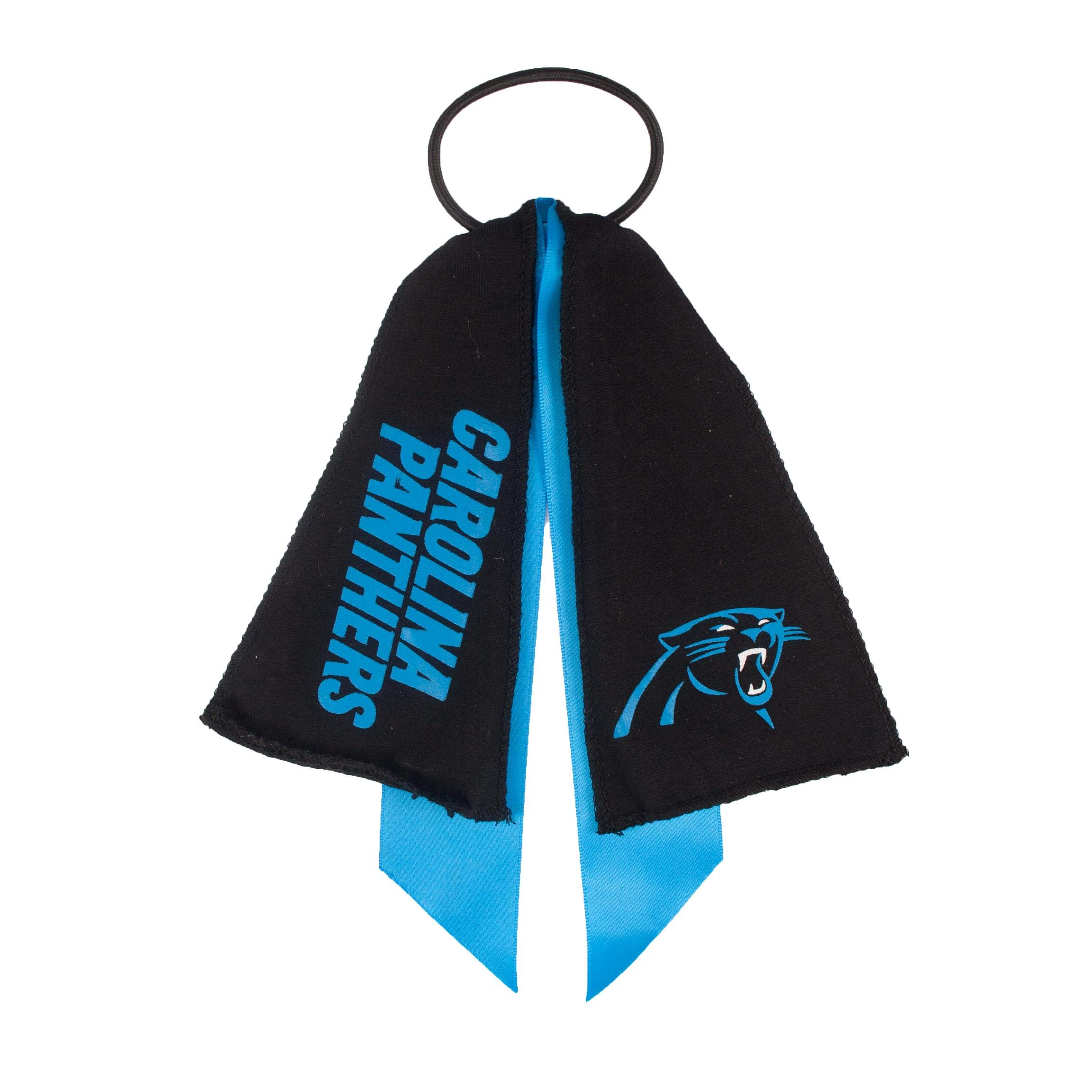 NFL Carolina Panthers Ponytail Holder