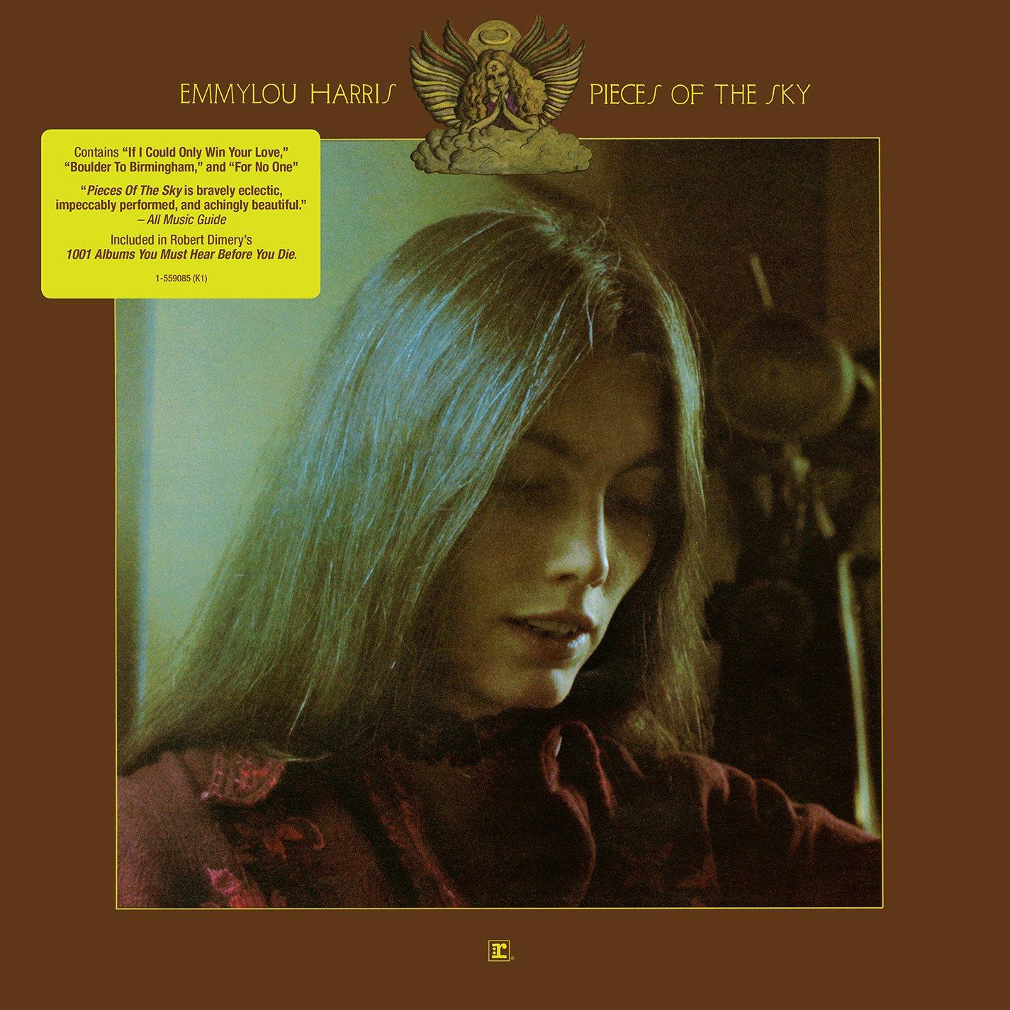 Vinilo : Emmylou Harris - Pieces Of The Sky (150 Gram Vinyl)