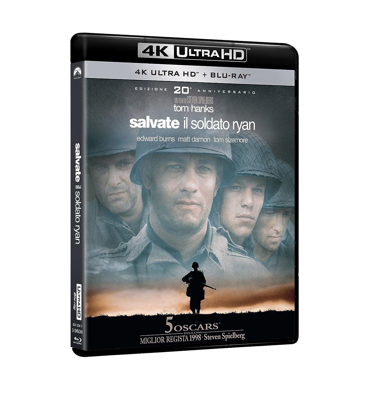 Salvate Il Soldato Ryan 4K Uhd+Blu-Ray Italia Blu-ray ...