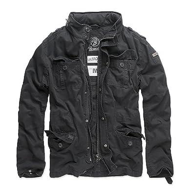 Black army jacket amazon