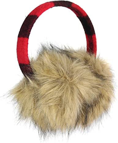 Style /& Co Fleece Scarf or Earmuff o//s