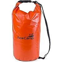AceCamp Sacca impermeabile, galleggiante, con tracolla, 10 l, 20 l, 30 l, 50 l