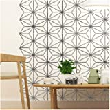 Kyoto Furniture Wall Floor Stencil for Painting - Furniture Small