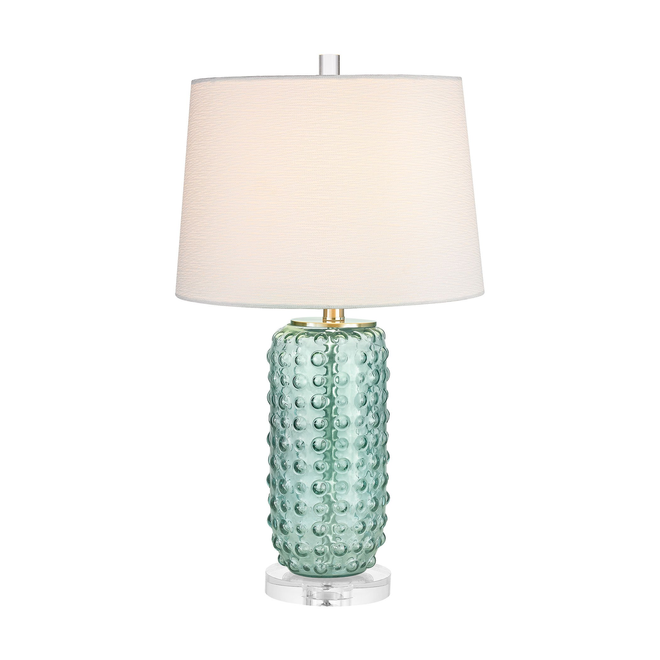 Lamp Works D2924 Caicos Table Lamp, 15'' x 15'' x 25'' by Lampworks (Image #1)