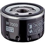 Mann-Filter W7003 Filtro de Aceite