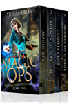 Federal Agents of Magic Boxed Set 1 - Urban Fantasy Action Adventure: Magic Ops, Agents of Mayhem, Counter Ops, Agents of Chaos (English Edition)