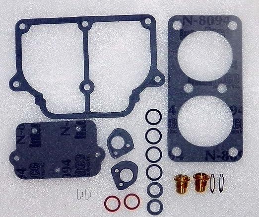 MERCURY Complete Carburetor Kit 9.9 Hp A197112-Up WSM 600-05 OEM# 1395-9761-1