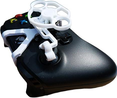 Volante Compatible con mandos Xbox One: Amazon.es: Electrónica