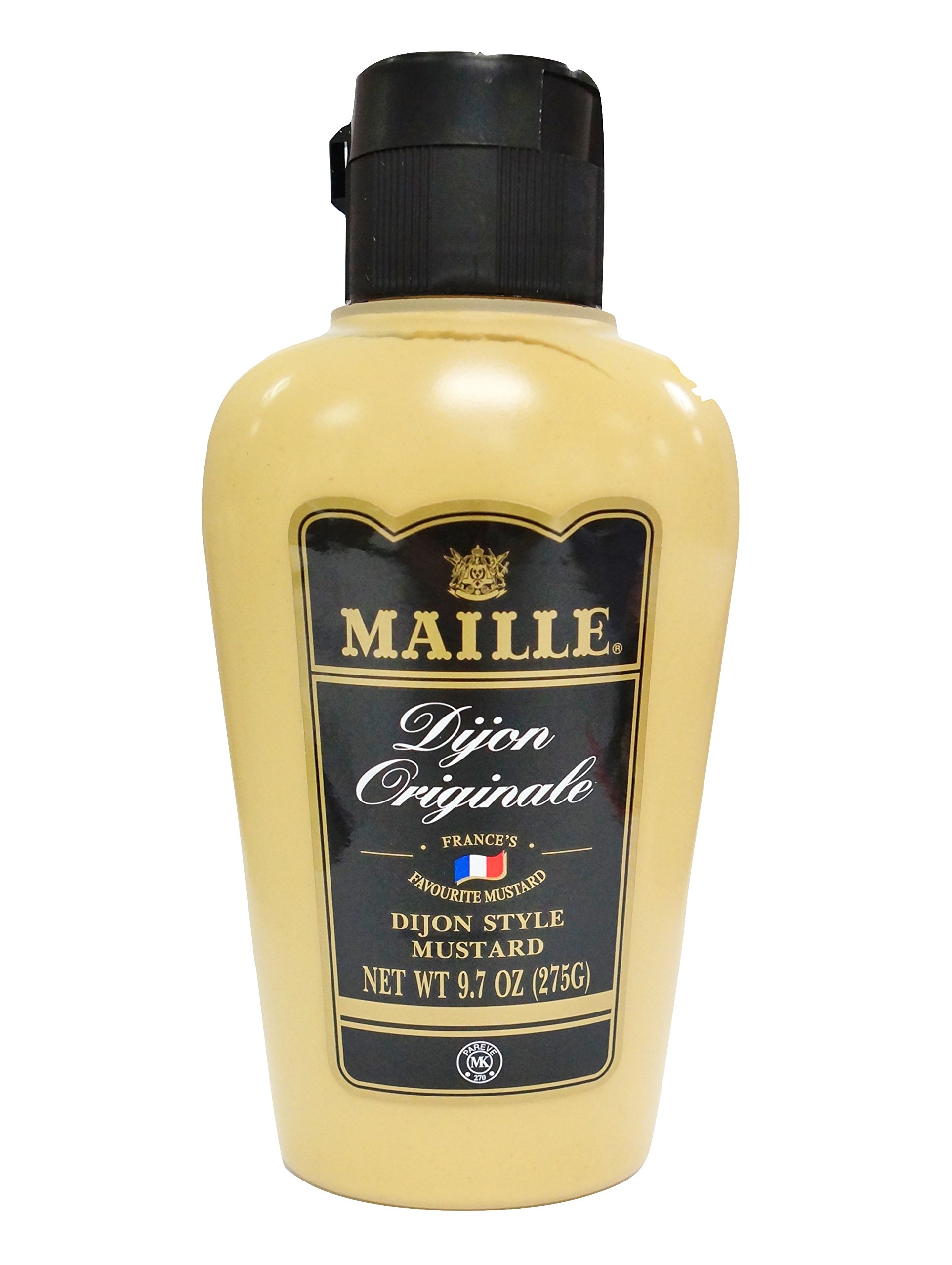 Maille Traditional Dijon Originale Mustard, 9.7-Ounce Bottles (Pack of 12)