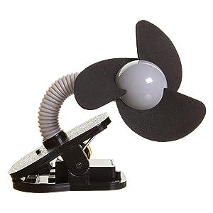 Dreambaby Clip On Stroller Fan