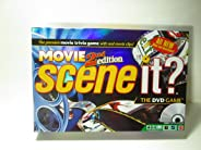 Scene It? DVD Game - Movies 2nd Edition by Mattel