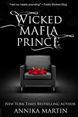 Wicked Mafia Prince: Dangerous Royals #2 Kindle Edition