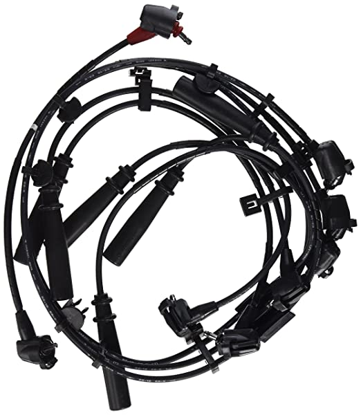 Amazon Genuine Toyota 9091921579 Ignition System Cable Set Automotive: Car Audio Rack Wiring At Obligao.co